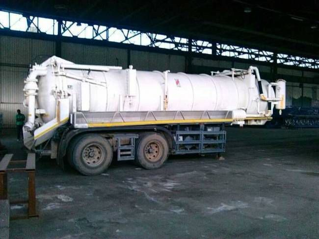 Others SEMITRAILER TANKER