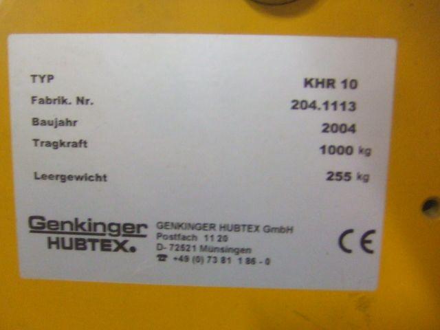 Genkinger KHR 10