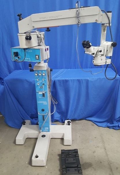 ZEISS Scope OPMI MD Operating Microscopes