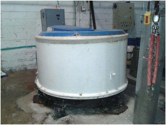 2 Krantz D-5100 Hydroextractor
