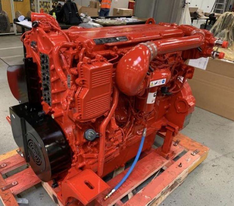 Cummins X15 Diesel Marine Engine