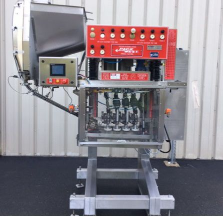 Other Centurion 200 Fully Automatic 8 Spindle Inline Capper