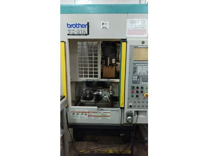 Brother TC-32A 12000 Rpm