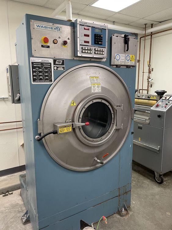 Washex DDM 250.04.001 Washer Extractor
