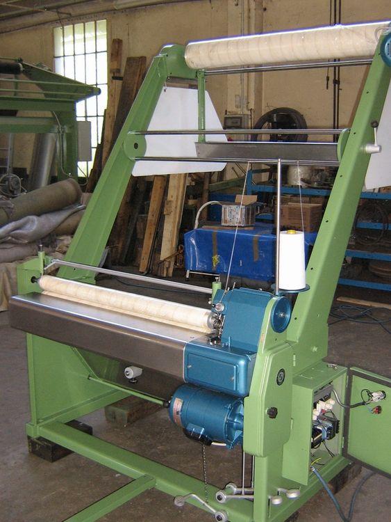 Nesi & Pugi HF 201 B Tubolar sewing