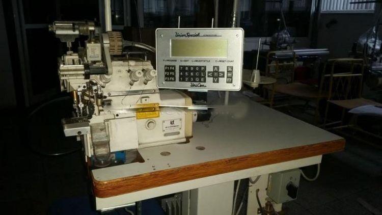 Union special SP161S900M040C Gumming machine (automatic)