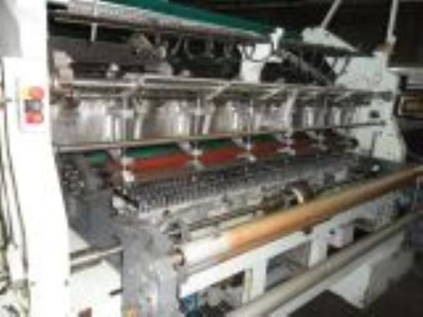2 Meca Farside Eco 65 Quilting machines
