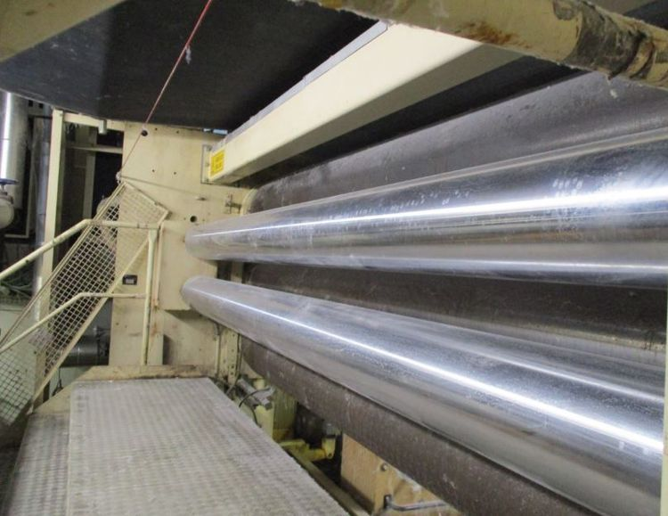 Kusters 413.50 360 Cm Thermobonding calender