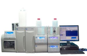 Dionex DX-600 IC/HPLC System with Chromeleon Software