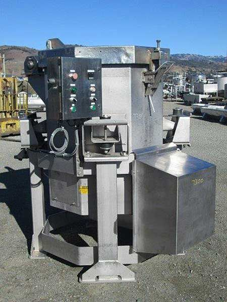 Heinzen SD-300 , spin dryer