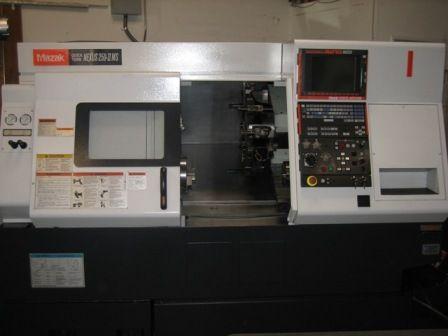 Mazak MAZATROL MATRIX NEXUS CONTROL Max. 4000 rpm NEXUS QTN 250MS 2 Axis