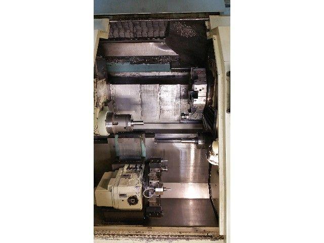 Eurotech Fanuc 0TT CNC Control Max. 4000 rpm 710 SLL 2 Axis