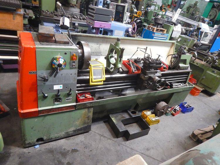 Colchester Engine Lathe 1400 rpm Ø 535 x 2000 mm