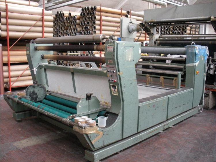 Reggiani Renoir Futura 180 Cm Rotary Printing Machine