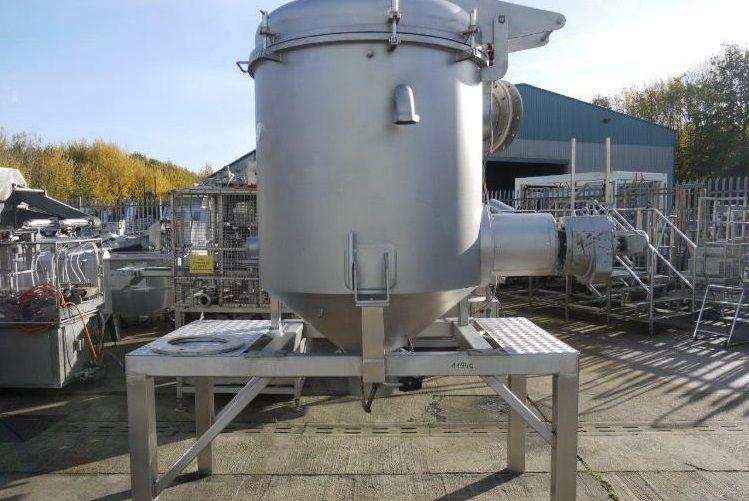 BCH Vacuum Cooking Vessel