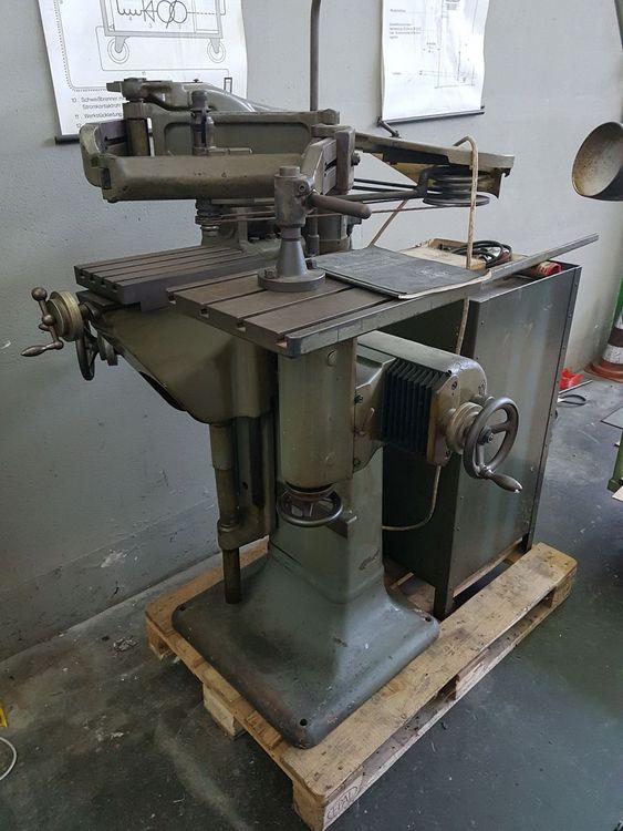 Deckel GK 21 Engraving + Profil Milling Machine 9500 rpm