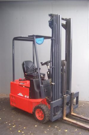 Linde E12 1200 kg