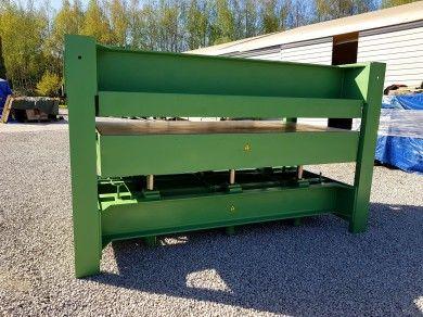 Burkle Press for veneer
