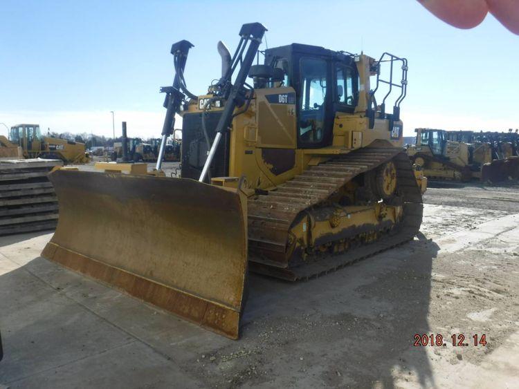 Caterpillar D6TVP Bulldozer
