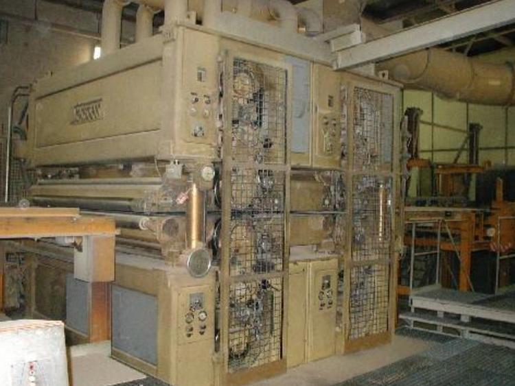Steinemann OSUS Nova 220, Calibrating Machine