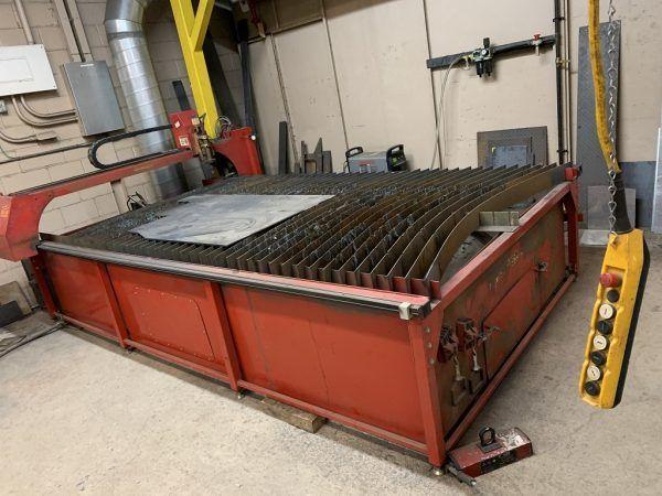 DynaTorch XLR8 CNC Powermax 105 CNC Controls