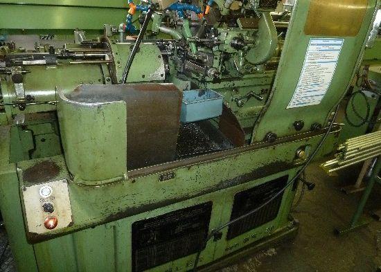 Bechler, Tornos Turning Automatic Lathe - swiss lathe Max. 6300 U/min BR 20