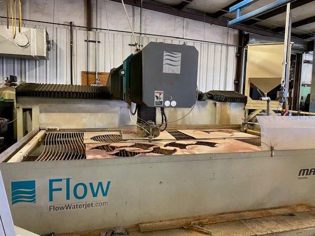 Flow Mach 3 4020B Hyperjet100