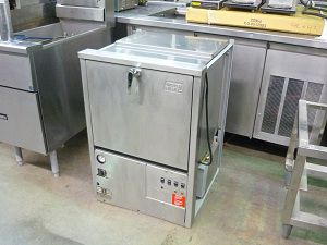 Moyer Diebel Hi-Temp Commercial Dishwasher