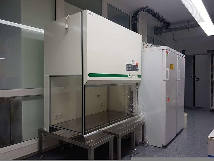 Schulz LFV 12 Biological Safety Cabinet
