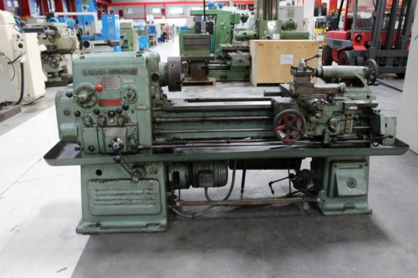 Ernault Engine Lathe Variable HN200