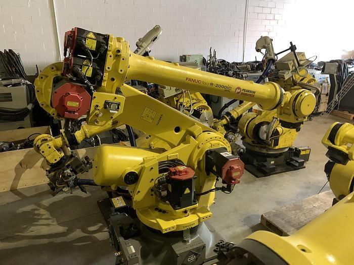 Fanuc R2000iC/125L 6 Axis 125.00kg