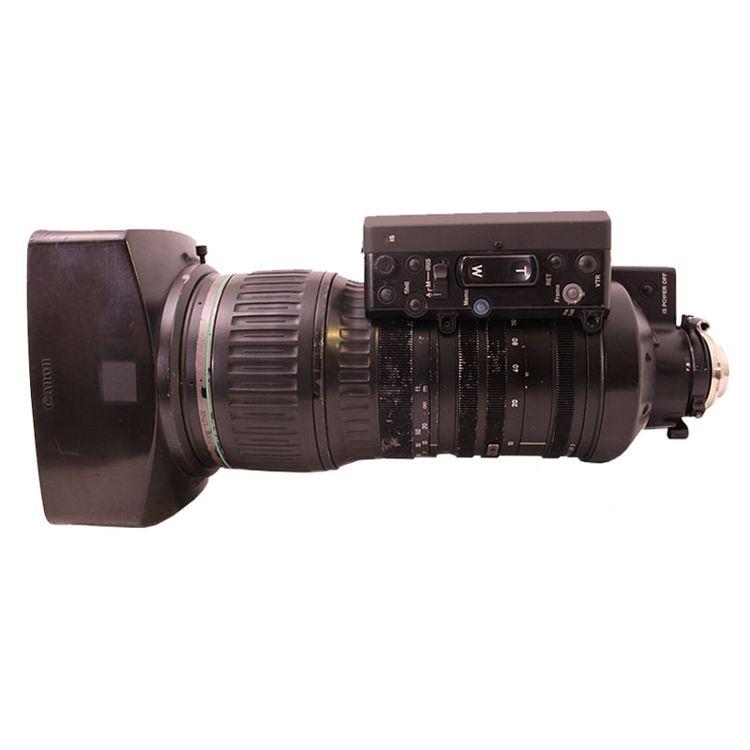 Canon HJ40x10b IASD-V Lens