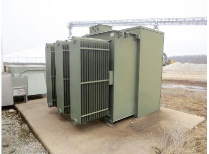 GE (General Electric) Prolec Transformer 2000 KVA