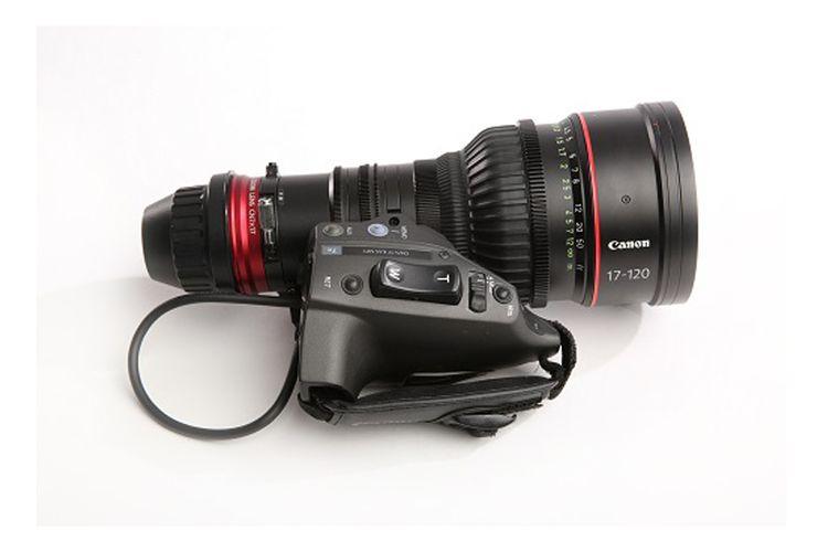 Canon CN7x17KAS S/P1 17-120mm T2.95-3.9 Cine-Servo Lens