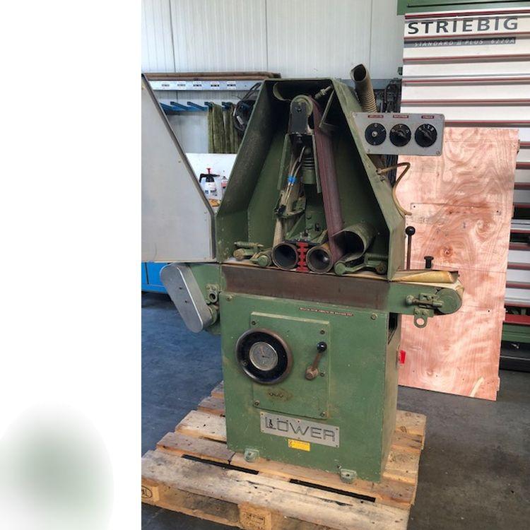 Lower RSM 280 SX, Surface sanding machine