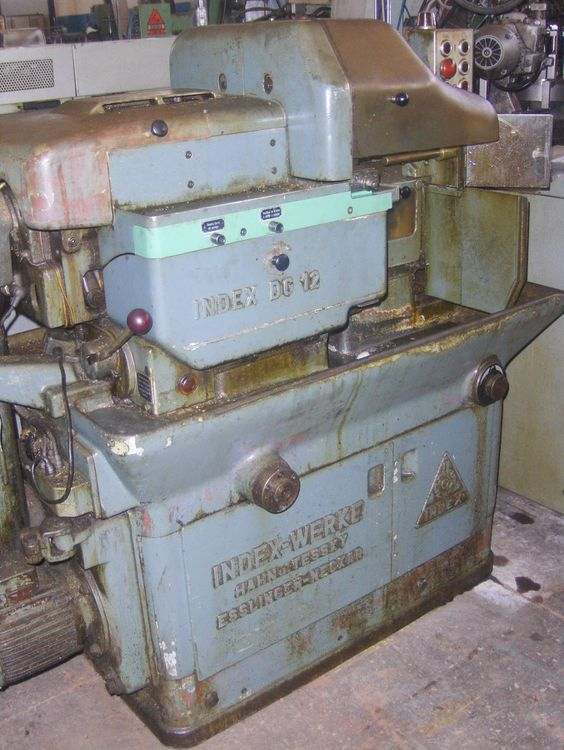 Index AUTOMATIC Variable DG 12