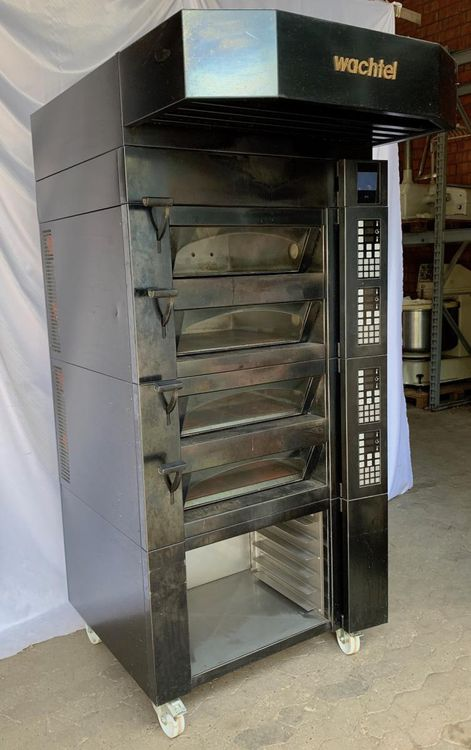 Wachtel Piccolo Mini Shop floor oven