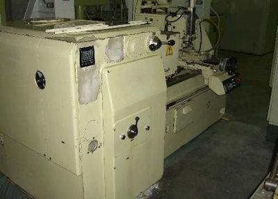 WMW ZFWVG 250/4 x 800 Worm milling machine