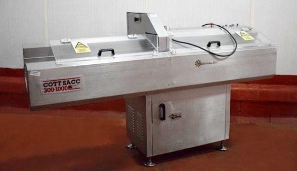 SACCARDO COTT 300 cutter machine