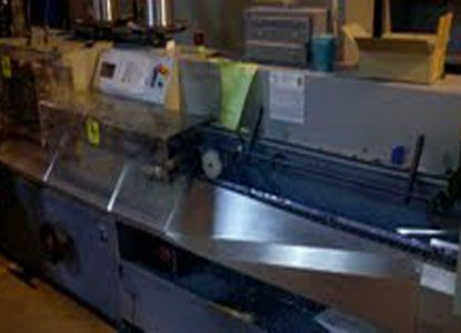 Heidelberg ST300 - Brehmer. Saddlestitcher Machine