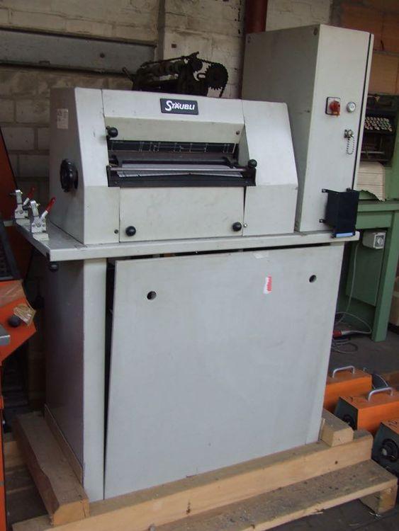 Staubli Shaft Card Punching Machine