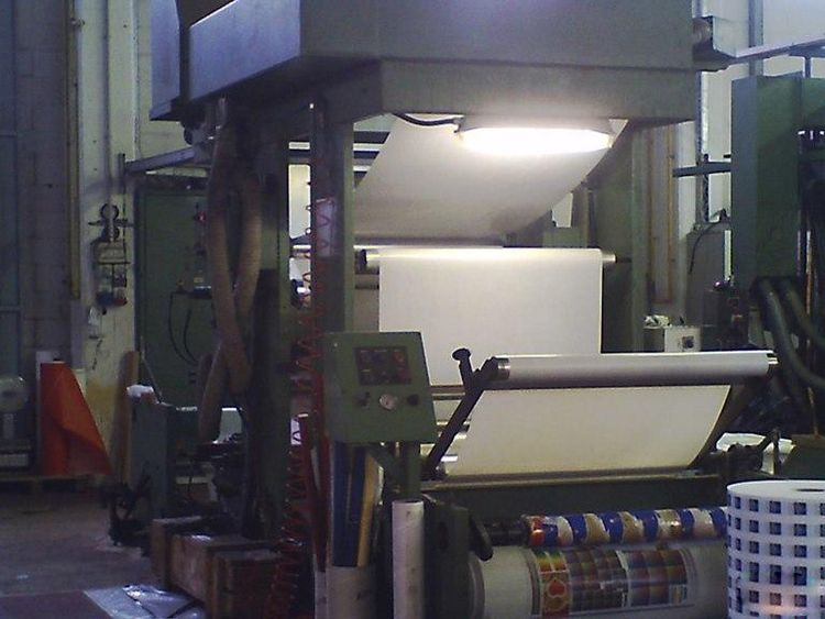 Flexotecnica Flexo Stack Printing Machine 2 1000 mm