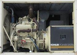 Detroit, Kohler 250ROZD81 250 KW
