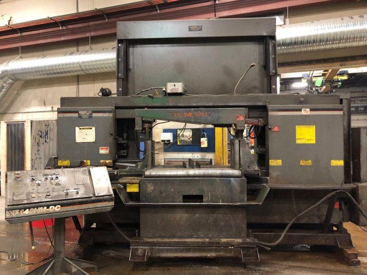 Hem WF140HM-DC Sawing machine Semi Automatic