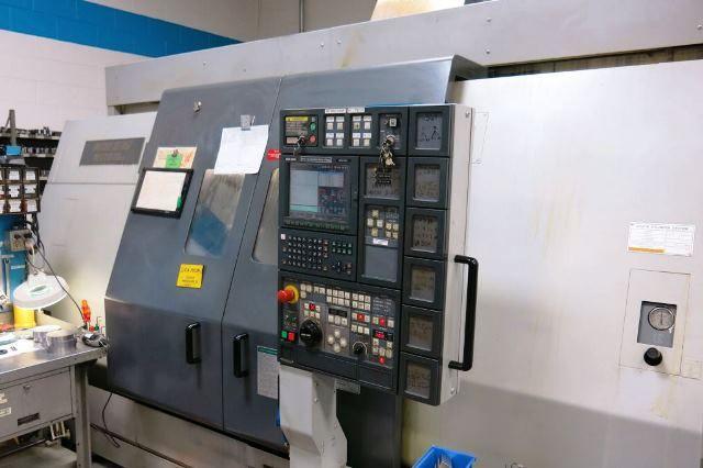 Mori Seiki MORI SEIKI (FANUC)  MSC 501CONVERSATIONAL CONTROL Max. 4500 rpm MT2000a1S 3 Axis