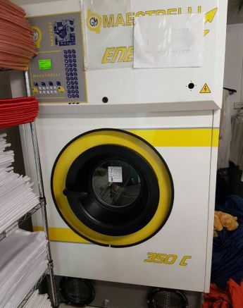 Others 350 C Dry cleaning machines