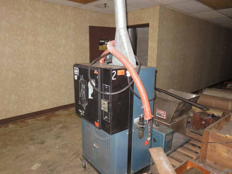 Whitlock DB-100, DESICCANT DRYER