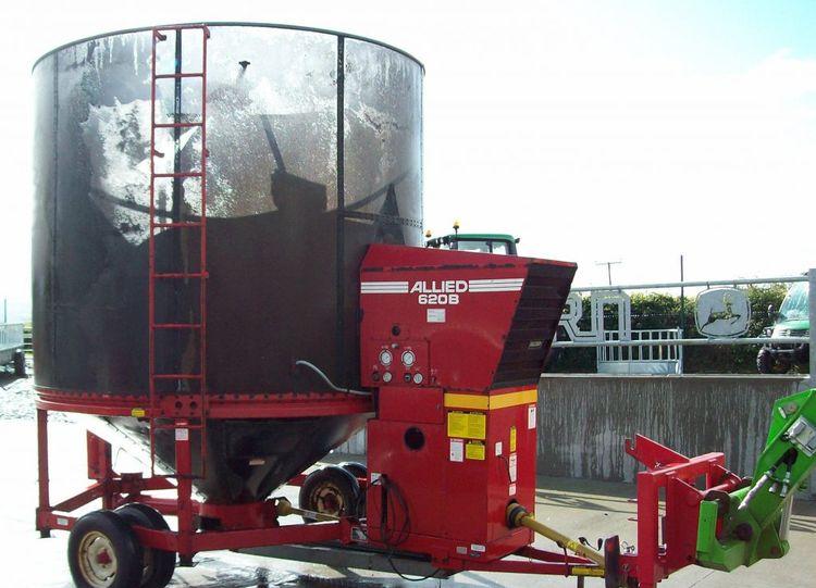 Allied Grain Dryer