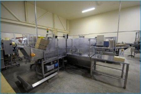 Schafer Flottmann SFS 317, tray packer
