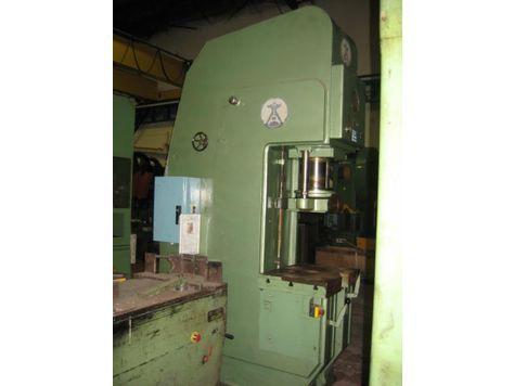 Polypress P50-60-65 Max. 50 Ton